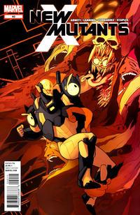 Cover Thumbnail for New Mutants (Marvel, 2009 series) #40
