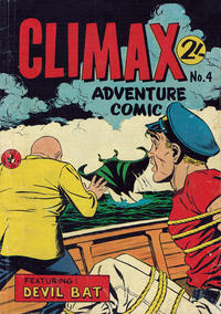 Cover Thumbnail for Climax Adventure Comic (K. G. Murray, 1962 ? series) #4
