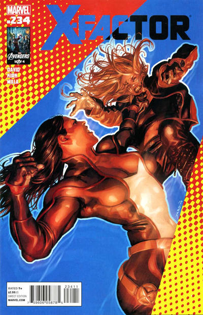 Cover for X-Factor (Marvel, 2006 series) #234