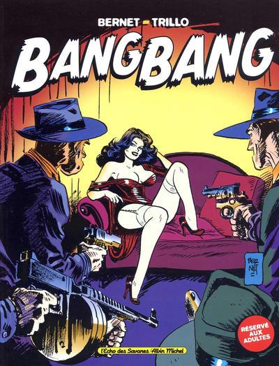 Cover for Bang Bang (Albin Michel, 1998 series) #1