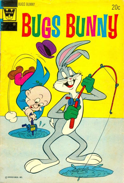 Cover for Bugs Bunny (Western, 1962 series) #155 [Whitman Variant]