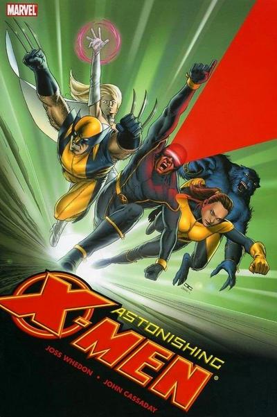 Cover for Astonishing X-Men (Marvel, 2006 series) #1