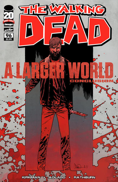 Cover for The Walking Dead (Image, 2003 series) #96