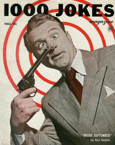 Cover for 1000 Jokes (Dell, 1939 series) #44