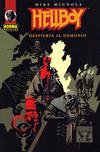 Cover for Hellboy (NORMA Editorial, 2002 series) #[2] - Despierta al Demonio