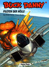 Cover for Buck Danny (Carlsen Comics [DE], 1989 series) #36 - Piloten der Hölle
