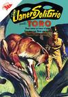 Cover for El Llanero Solitario (Editorial Novaro, 1953 series) #98