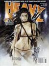 Cover for Heavy Metal Magazine (Heavy Metal, 1977 series) #v31#5