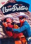 Cover for El Llanero Solitario (Editorial Novaro, 1953 series) #65