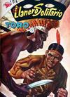 Cover for El Llanero Solitario (Editorial Novaro, 1953 series) #104