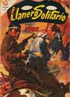 Cover for El Llanero Solitario (Editorial Novaro, 1953 series) #136