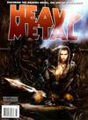Cover for Heavy Metal Magazine (Heavy Metal, 1977 series) #v24 [34]#4