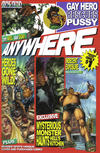 Cover for Anywhere (Arcana, 2008 series) #101