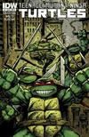 Cover for Teenage Mutant Ninja Turtles (IDW, 2011 series) #4 [Cover B - Kevin Eastman Variant]