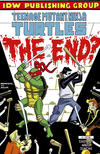 Cover for Teenage Mutant Ninja Turtles (IDW, 2011 series) #4 [Cover RIB]