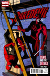 Cover for Daredevil (Marvel, 2011 series) #8 [Direct Edition]