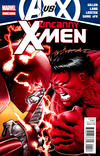 Cover for Uncanny X-Men (Marvel, 2012 series) #11