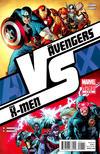 Cover for AVX Vs (Marvel, 2012 series) #1