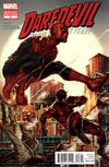 Cover for Daredevil (Marvel, 2011 series) #8 [Variant Cover by Lee Bermejo]