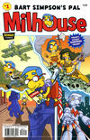Cover for Simpsons One-Shot Wonders: Bart Simpson's Pal Milhouse (Bongo, 2012 series) #1 [Direct Edition]
