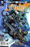 Cover for Detective Comics (DC, 2011 series) #9
