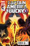 Cover for Captain America and Bucky (Marvel, 2011 series) #628