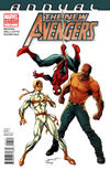 Cover Thumbnail for New Avengers Annual (2011 series) #1 [Variant Cover by Mark Bagley & Andy Lanning]