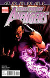 Cover Thumbnail for New Avengers Annual (2011 series) #1 [2nd Printing Variant by Gabriele Dell'Otto]