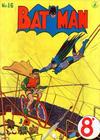 Cover for Batman (K. G. Murray, 1950 series) #16
