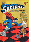 Cover for Superman (K. G. Murray, 1947 series) #9