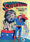 Cover for Superman (K. G. Murray, 1947 series) #10