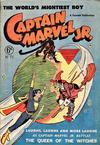 Cover for Captain Marvel Jr. (L. Miller & Son, 1950 series) #71
