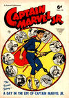 Cover for Captain Marvel Jr. (L. Miller & Son, 1950 series) #77