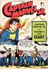 Cover for Captain Marvel Jr. (L. Miller & Son, 1950 series) #76