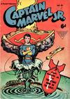 Cover for Captain Marvel Jr. (L. Miller & Son, 1950 series) #81