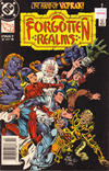 Cover for Forgotten Realms (DC, 1989 series) #2 [Newsstand Edition]