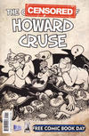 Cover for The Censored Howard Cruse Free Comic Book Day Edition (Boom! Studios, 2012 series)