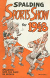 Cover for Spalding Sports Show (A.G. Spalding & Bros., 1945 series) #1948