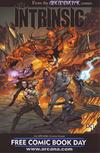 Cover for Arcana Studio Presents The Intrinsic (Arcana, 2012 series) #1