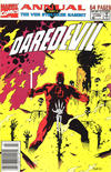 Cover for Daredevil Annual (Marvel, 1967 series) #7 [Newsstand Edition]