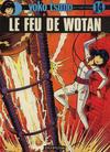 Cover for Yoko Tsuno (Dupuis, 1972 series) #14 - Le feu de Wotan