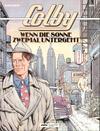 Cover for Colby (Egmont Ehapa, 1992 series) #2 - Wenn die Sonne zweimal untergeht