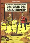 Cover for Die Abenteuer von Scott und Hastings (Kult Editionen, 2002 series) #[nn] Das Grab des Raskhenotep