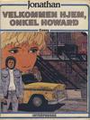 Cover for Jonathan (Interpresse, 1982 series) #10 - Velkommen hjem, onkel Howard