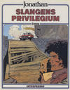 Cover for Jonathan (Interpresse, 1982 series) #8 - Slangens privilegium