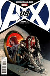 Cover Thumbnail for Avengers vs. X-Men (2012 series) #3 [Variant Cover by Sara Pichelli]