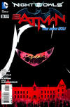 Cover for Batman (DC, 2011 series) #9
