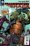Cover for Frankenstein, Agent of S.H.A.D.E. (DC, 2011 series) #9