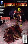 Cover for Demon Knights (DC, 2011 series) #9