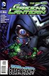 Cover for Green Lantern (DC, 2011 series) #9 [Doug Mahnke Cover]